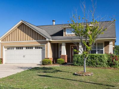 Montgomery Single Family Home For Sale: 6525 Triston Way
