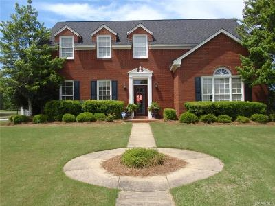 Montgomery Single Family Home For Sale: 9425 Heathrow Drive