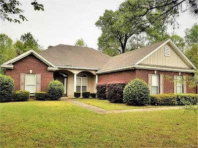 Millbrook Single Family Home For Sale: 49 Cobb Forest