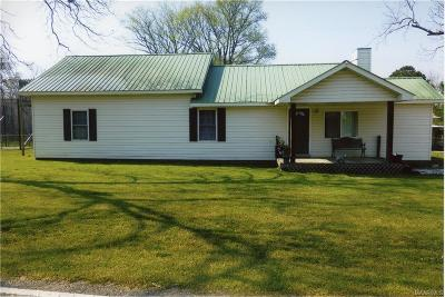 Rural Single Family Home For Sale: 3705 Pleasant Hill Road