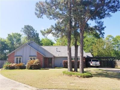Montgomery Single Family Home For Sale: 4373 Liztame Drive