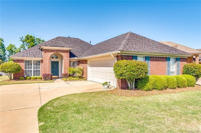 Montgomery Single Family Home For Sale: 7535 Pinnacle Court