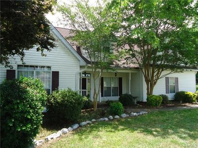 Deatsville Single Family Home For Sale: 74 Summerfield Drive