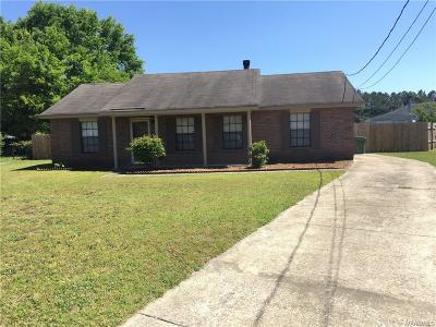 Montgomery Single Family Home For Sale: 6504 Rock Rose Court