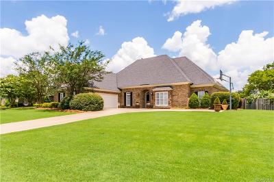 Montgomery Single Family Home For Sale: 8819 Marsh Ridge Drive
