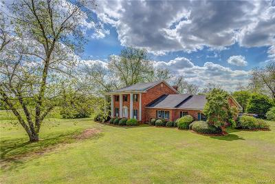 Prattville Single Family Home For Sale: 791 Old Ridge Road N