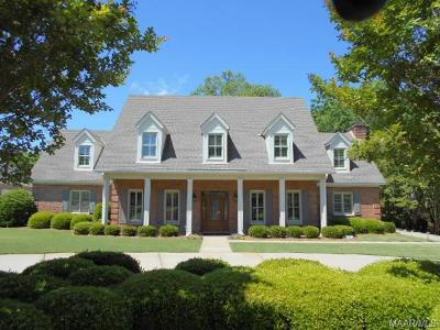 Montgomery Single Family Home For Sale: 8030 Lakeridge