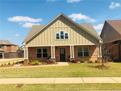Prattville Single Family Home For Sale: 295 Meadowview Lane