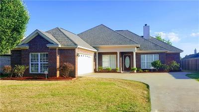 Montgomery AL Single Family Home For Sale: $242,900