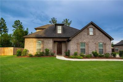 Pike Road Single Family Home For Sale: 9176 Crescent Lodge Drive
