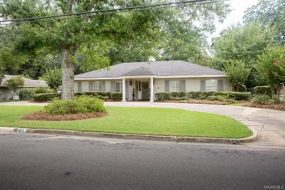 Montgomery Single Family Home For Sale: 3032 Hill Hedge Drive