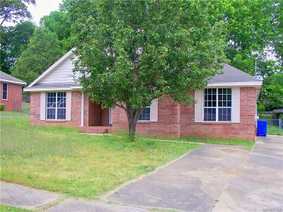 Prattville Single Family Home For Sale: 530 Mt Airy Drive