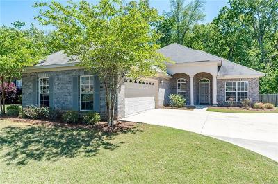 Montgomery AL Single Family Home For Sale: $249,900