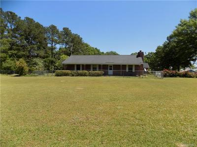 Prattville Single Family Home For Sale: 1952 County Road 57