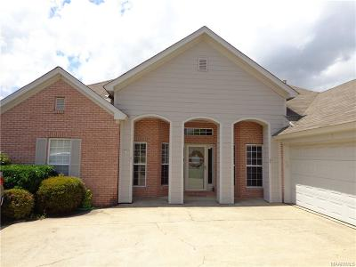 Prattville Single Family Home For Sale: 607 Castlebrook Drive