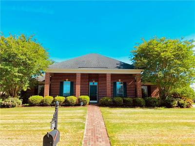 Montgomery AL Single Family Home For Sale: $212,900