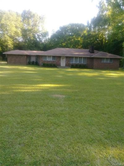 Montgomery AL Single Family Home For Sale: $87,000