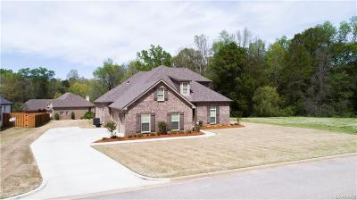 Pike Road Single Family Home For Sale: 9607 Challis Drive