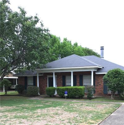 Montgomery Single Family Home For Sale: 2653 Green Oaks Drive