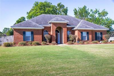 Montgomery Single Family Home For Sale: 7612 Arrowleaf Road