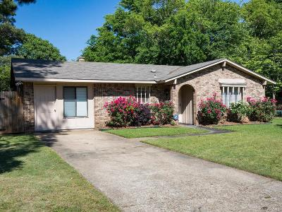 Montgomery Single Family Home For Sale: 6119 Pinebrook Drive