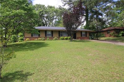 Montgomery Single Family Home For Sale: 738 S Marquette Drive