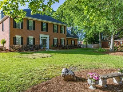 Montgomery Single Family Home For Sale: 429 Allens Trail