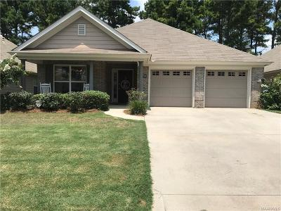 Pike Road Single Family Home For Sale: 9821 Red Maple Lane