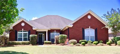 Montgomery Single Family Home For Sale: 8937 Wellston Place