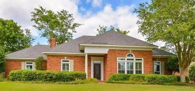Sturbridge Single Family Home For Sale: 8537 Plantation Ridge