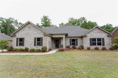 Prattville Single Family Home For Sale: 216 Winchester Way