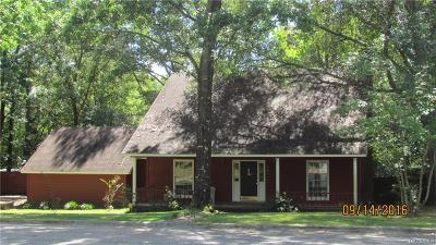 Selma Single Family Home For Sale: 261 E Castlewood Drive