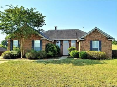 Millbrook Single Family Home For Sale: 248 Harris Drive