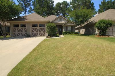 Pike Road Single Family Home For Sale: 9141 Saw Tooth Loop
