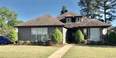 Pike Road Single Family Home For Sale: 9832 Red Maple Lane