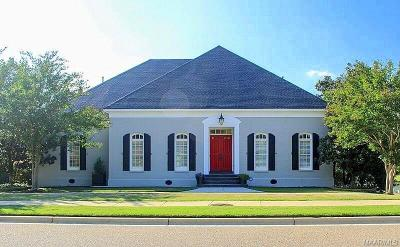 Montgomery Single Family Home For Sale: 7124 Wyngrove Drive