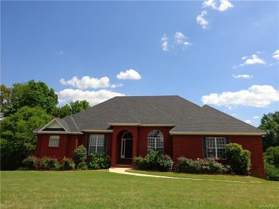 Prattville Single Family Home For Sale: 1615 Guiding Way