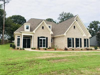Millbrook Single Family Home For Sale: 397 Plantation Crossing