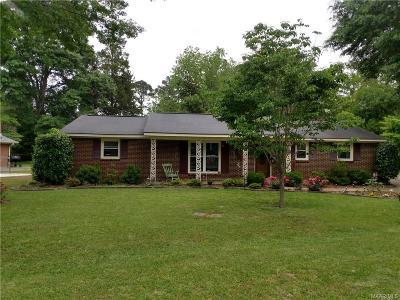 Selma Single Family Home For Sale: 308 Boykin Street