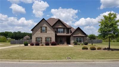 Bon Terre Single Family Home For Sale: 1495 Bon Terre Boulevard