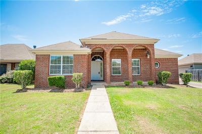 Montgomery Single Family Home For Sale: 3925 Claiborne Circle