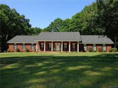 Prattville Single Family Home For Sale: 105 Graham Lane