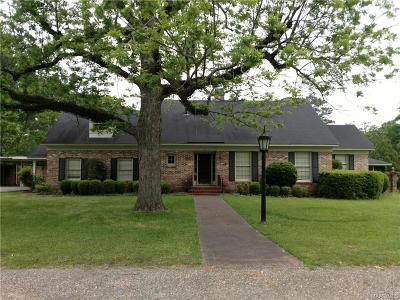 Selma Single Family Home For Sale: 110 Al-Jo Curve
