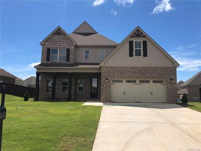 Prattville Single Family Home For Sale: 180 Campbell Street