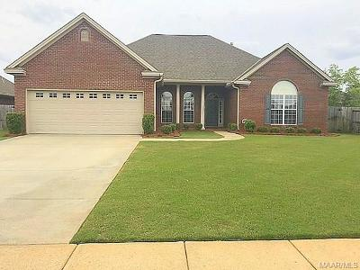 Prattville Single Family Home For Sale: 516 Overton Drive