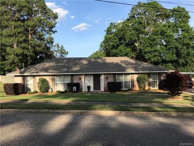 Montgomery Single Family Home For Sale: 579 Farmington Road