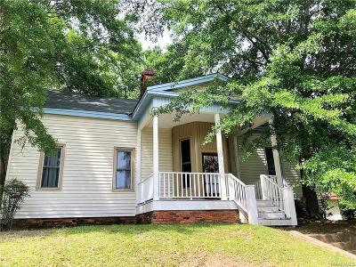 West Wetumpka Single Family Home For Sale: 808 W Bridge Street