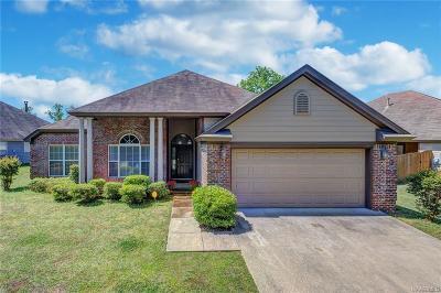 Montgomery Single Family Home For Sale: 721 Stoneybrooke Way