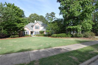 Montgomery Single Family Home For Sale: 9865 Wynchase Circle