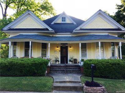 West Wetumpka Single Family Home For Sale: 104 S Broad Street